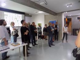 """Изложба """"Интеграция на идентичности"""" в Арт Център Банкя (фотография)"""