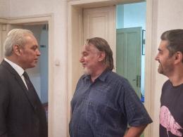 Градоначалникот на Oпштина Струмица во посета на КИЦ на РСМ во Софиja (фотографиja)