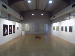 "Изложба ""Интеграция на идентичности"" в Мала станица, Скопие (фотография)"