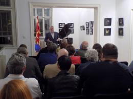 """Концерт """"Есенски ноти"""" на Трио Аура во КИЦ на РСМ во Софија (фотографија)"""
