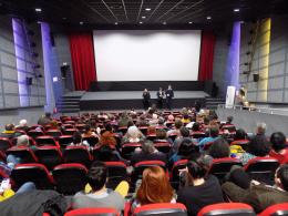 """Проекција на филмот """"Манаки – приказка во слики"""" од Роберт Јанкулоски (фотографија)"""