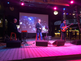 Концерт на Влатко Стефановски, Теодосий Спасов и Васил Хаджиманов на SoFest 2020 (фотография)