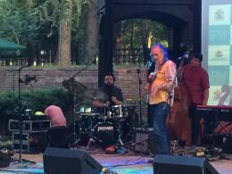 Тони Китановски Tрио с концерт на второто издание на SoFest в София (фотографиja)