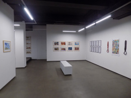 Изложба на Колектив Зеро в софйската One Gallery (фотография)
