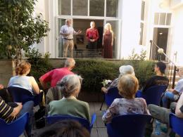 Солистички рецитал на пијано дуото Аврамовска – Мариновски (фотографија)