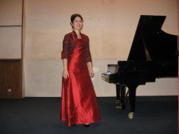 Ана Гацева, проект: Соло-концерт–пиано (фотография)