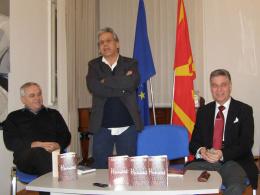 Друштво за издавачка дејност Макавеј – Скопје, проект: Книжевен портрет на Ким Мехмети (фотографија)