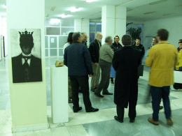 """Изложба в угозападниот Универзитет """"Неофит Рилски"""" (снимка)"""