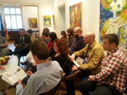 Деновите на младата македонска проза (снимка)