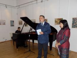 Концерт на познатата македонска пијанистка Даница Стојанова (снимка)
