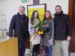 Концерт за обой и пиано на Васил Атанасов и Тодор Светиев (снимка)