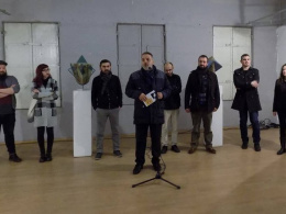 """Изложба на ликовната група """"Конекција 2"""" (снимка)"""