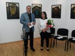 Солов рецитал на Кристиян Антовски (фотография)