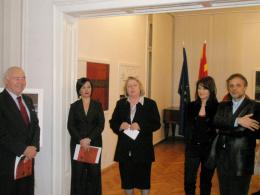 Национална галерия на Македония, проект: Изложба живопис на Таня Балач (фотография)