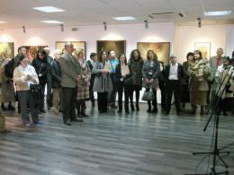 НУ Антон Панов – Струмица, проект: Съвременно македонско художествено изкуство (фотография)