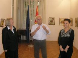 Национална галерија на Македонија, проект: Самостојна изложба на Мифтар Мемети (фотографија)