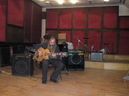 Тони Китановски, проект: Премиера на македонския джаз (фотография)