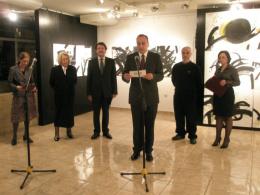 Национална галерия на Македония, проект: Самостоятелна изложба на Нове Франговски (фотография)