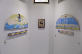 """Изложба """"Интеграциja на идентитети"""" во Арт Центар Банкja (фотографиja)"""