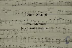 "Онлајн концерт на ""Дуо Скупи"""