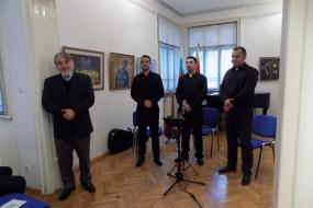 Концерт на Трио Џентлмен во КИЦ во Софија (фотографија)
