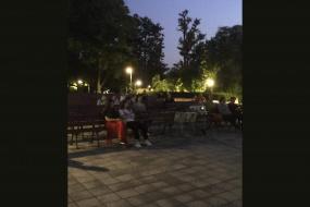 """Проекции на два македонски филма во Бургас - """"Деца на Сонцето"""" и """"Златна петорка"""" (фотографија)"""