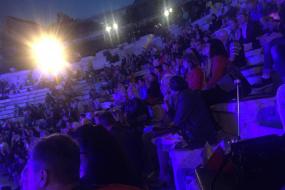 """Концерт на """"Western Balkans Band BG"""" вo Антички театaр, Пловдив (фотографиja)"""
