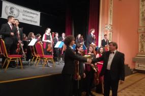 Концерт по повод 148-та годишнина од раѓањето на Гоце Делчев и учество на младата македонска пејачка Илина Митревска (фотографија)