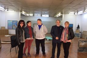 Посета на градот Бургас и учество во Есенските литературни празници (фотографија)