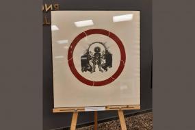 """Амбасадата на Република Северна Македонија во Софија, меѓу 12 странски дипломатски мисии на територијата на населба """"Изгрев"""", учествува во XXV јубилејна изложба со дело од свој автор (фотографија)"""