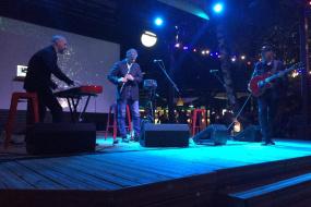 Концерт на Влатко Стефановски, Теодосиј Спасов и Васил Хаџиманов на SoFest 2020  (фотографија)