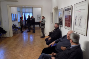 Седмица на македонското кино во Софија (фотографија од посетата во КИЦ)