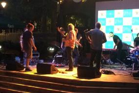 Тони Китановски Tрио со концерт на второто издание на SoFest во Софиja (фотографиja)