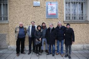 Седмица на македонското кино во Софија (фотографија)