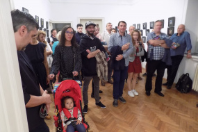 """Изложба """"Тектонски пореметувања"""" на Зоран Арсовски - Бабата (фотографија)"""