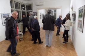 """Фотоизложба """"Животот во Хавана"""" на Роберто Брсакоски во КИЦ на РСМ во Софија (фотографија)"""