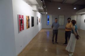 "Изложба ""Интеграциja на идентитети"" во Мала станица, Скопjе (фотографиja)"