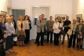 Самостојна изложба на Бајрам Џелили (снимка)