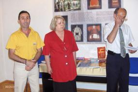 НУБ Св. Климент Охридски - Битола, проект: Македонија од антика до денес (фотографија)