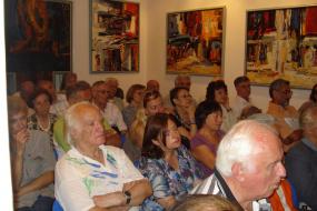 """НУ Центар за култура """"Григор Прличев"""" - Охрид, проект: Портрет на охридски роднокрајни автори (фотографија)"""
