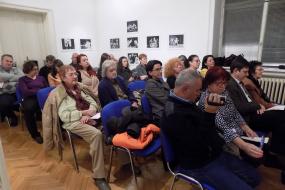"""Концерт """"Современа фантазија"""" во КИЦ на РМ во Софија (фотографија)"""
