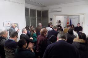 Вечер на младата македонска драматургија (фотографија)