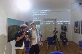 Пърформанс на съвременни македонски драми (фотография)