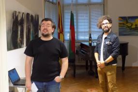 Перформанс на современи македонски драми (фотографиja)