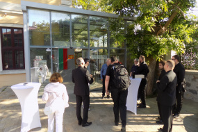 """Изложбата """"Предизвици и насоки"""" во Созопол од 1 до 8 јуни 2021 (фотографија)"""