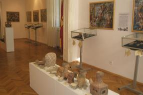 Изложба Праисториските дами од Македонија (снимка)