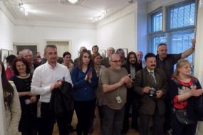"""Изложба """"Женската фрагилност и/или моќ"""" на Шќипе Мехмети (фотографија)"""
