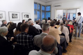 Единаесетта македонска книжевна визита во Софија (фотографија)