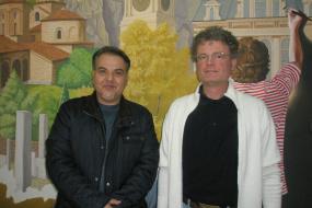 Представяне на филми от Р. Македония на 7-мия МФФ (снимка)