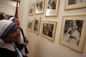 """Изложба """"Мајка Тереза-икона на милосрдието"""" (снимка)"""